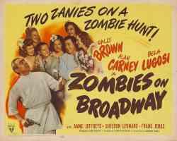 zombies on broadway ii