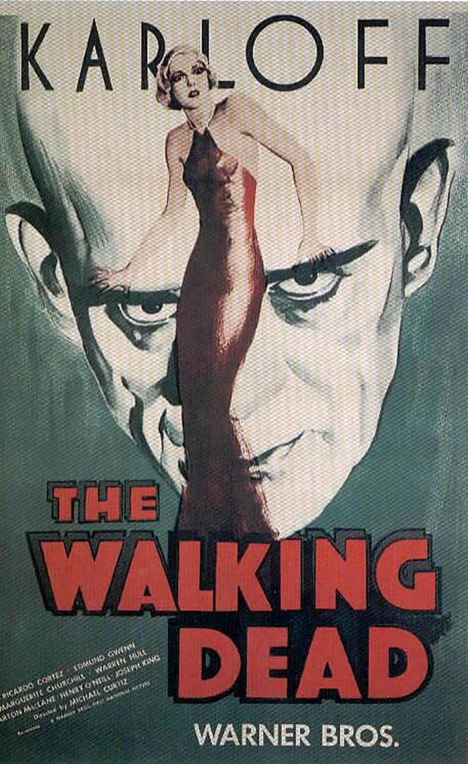 THE WALKING DEAD Portrait