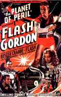 FLASH GORDON THE PLANET OF PERIL