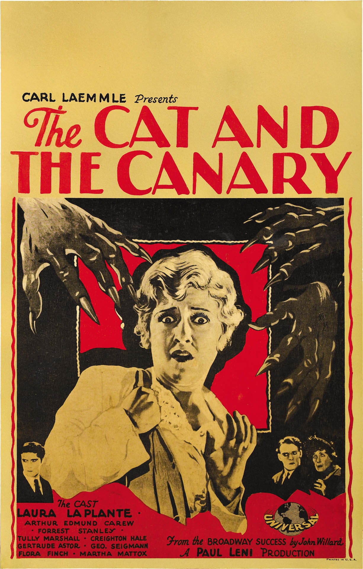 The Cat And Canary