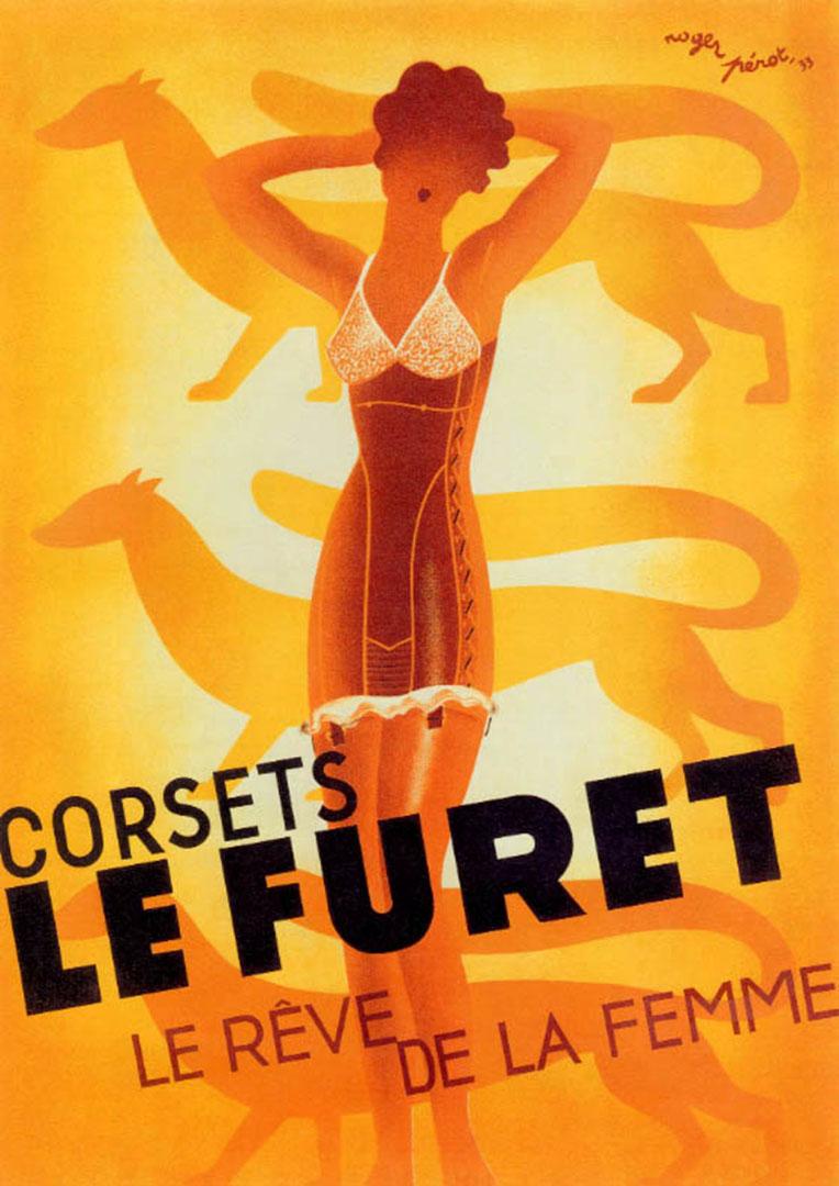 Corsets Le Furet
