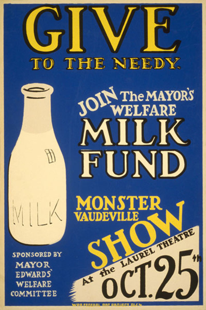 Milk Fund Charity Show