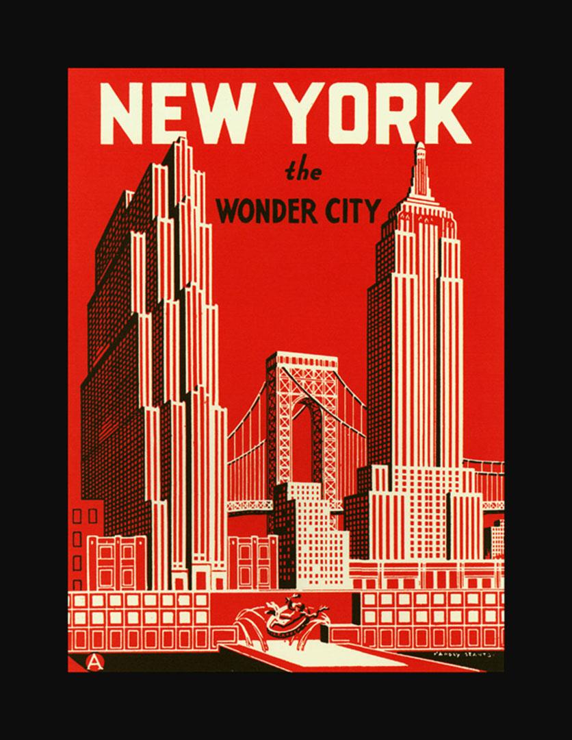New York Wonder City