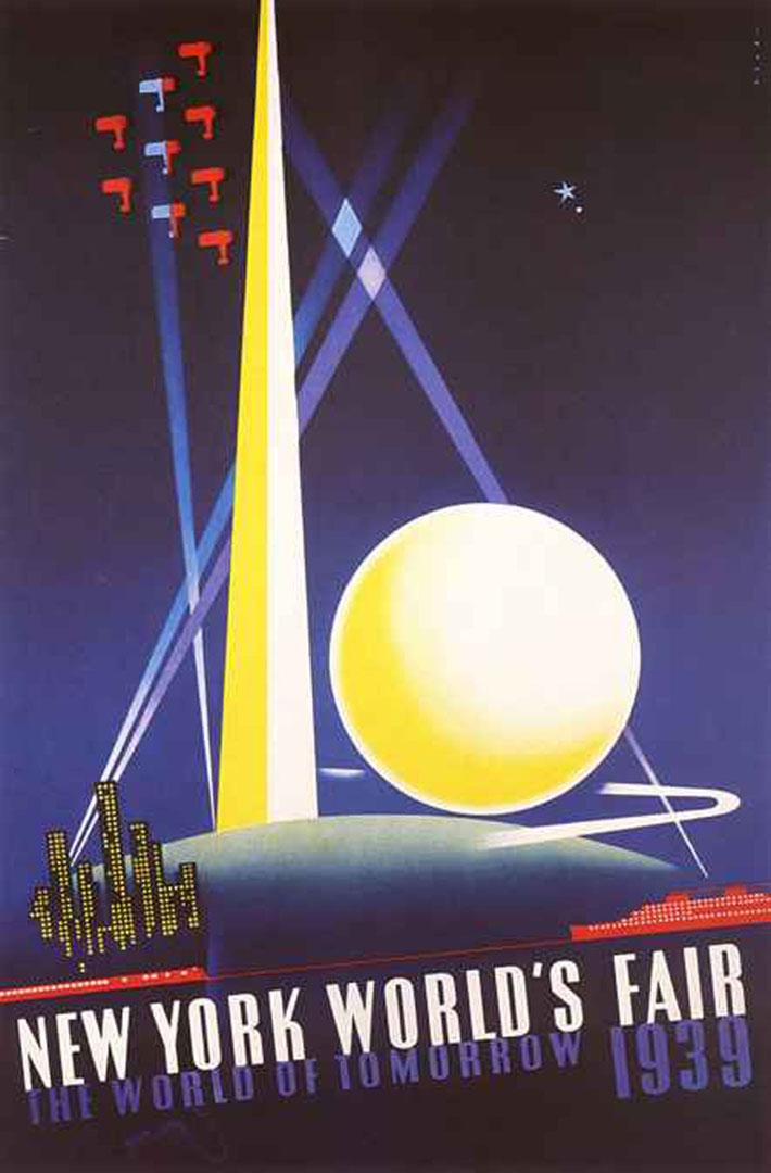 New York Worlds Fair 1939