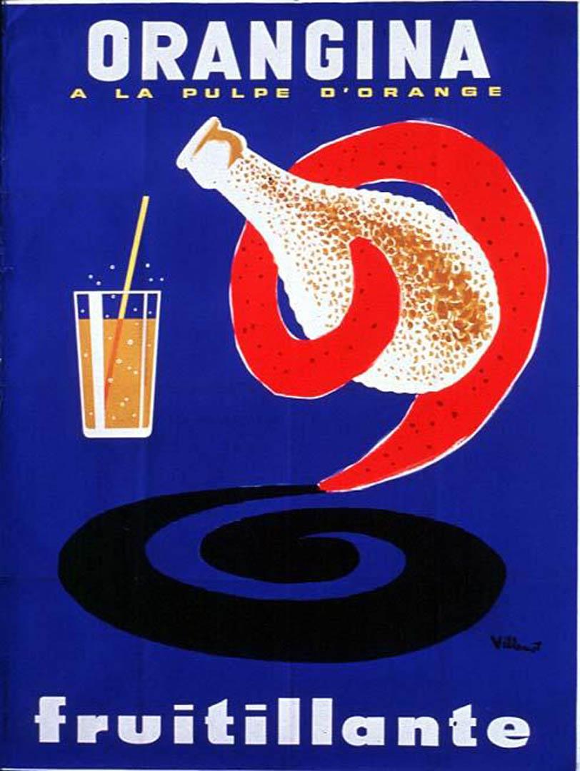 Orangina Fruit Juice