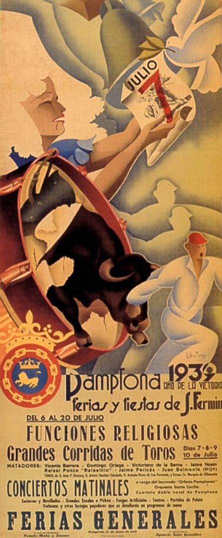 Pamplona 1939