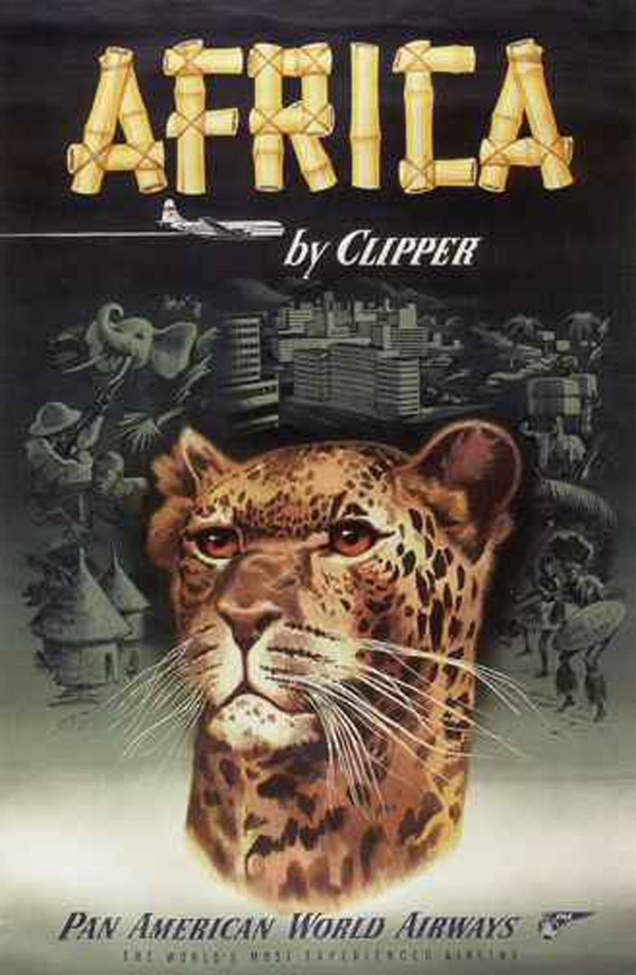 Africa By Clipper