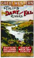 Dart and Fal rivers