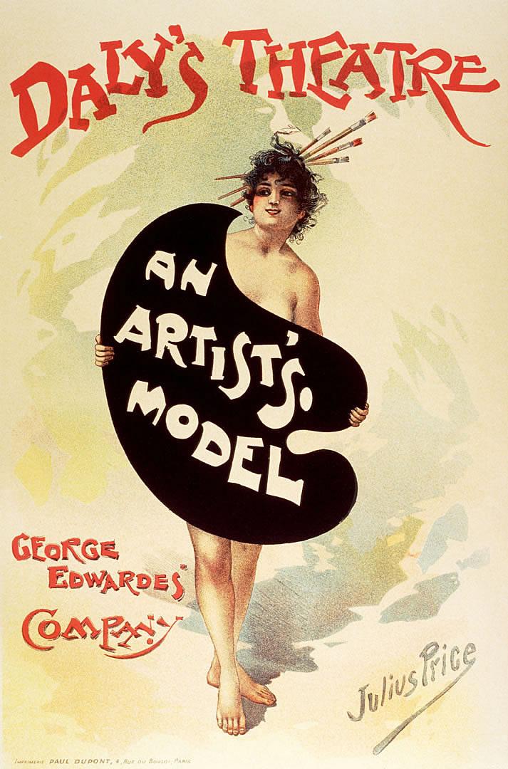 An Artists Model