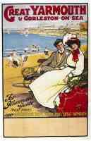 great Yarmouth seaside