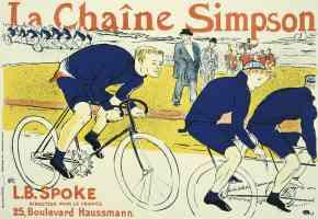 la chaine simpson cycling