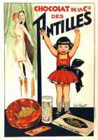 antilles milk chocolate