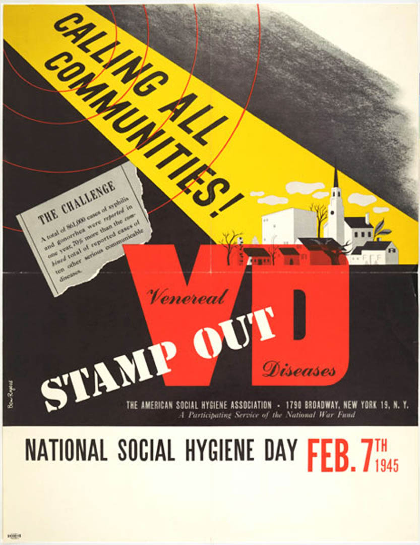Stamp Out Vd