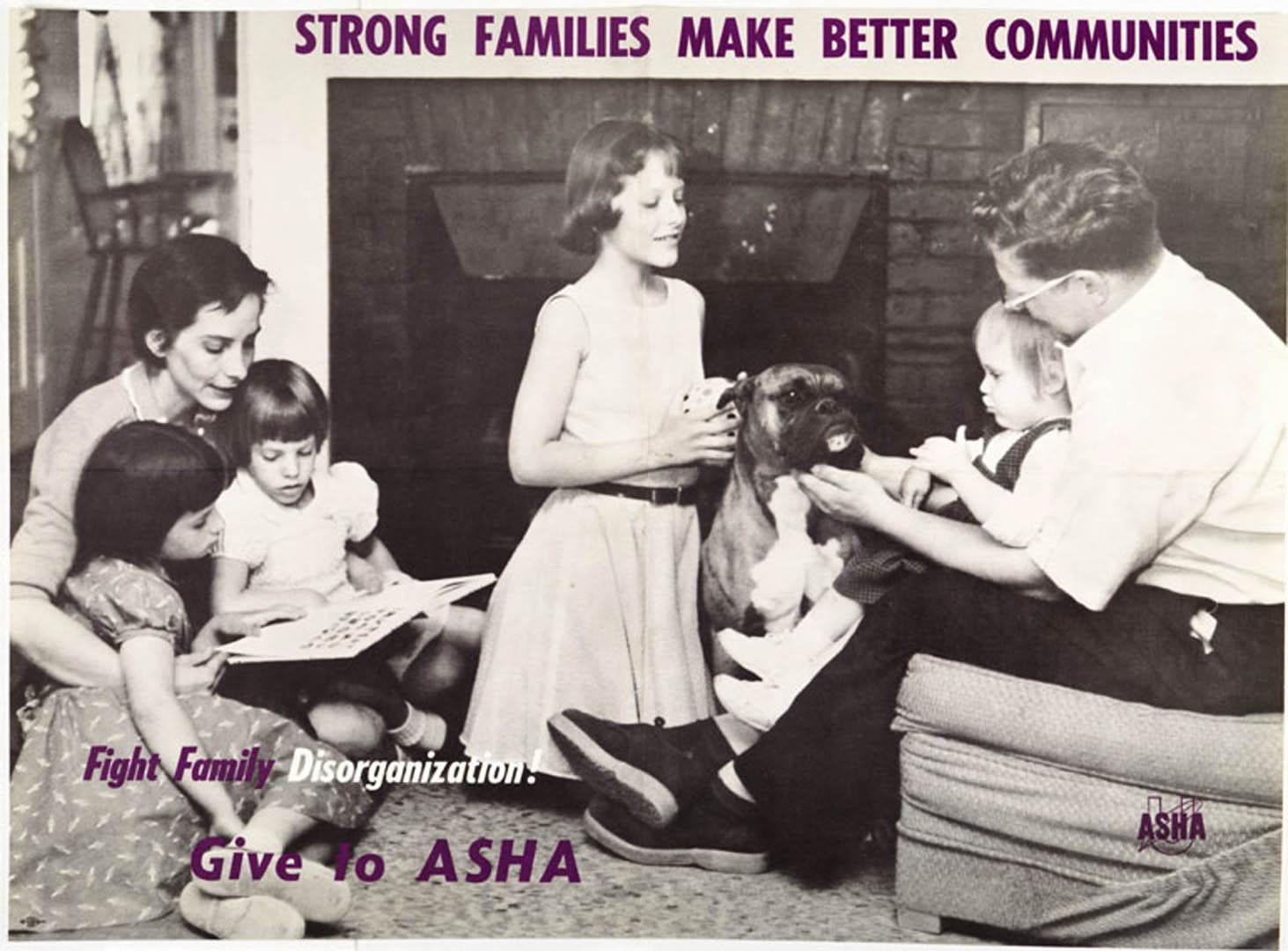 Strong Families Make Better Communities