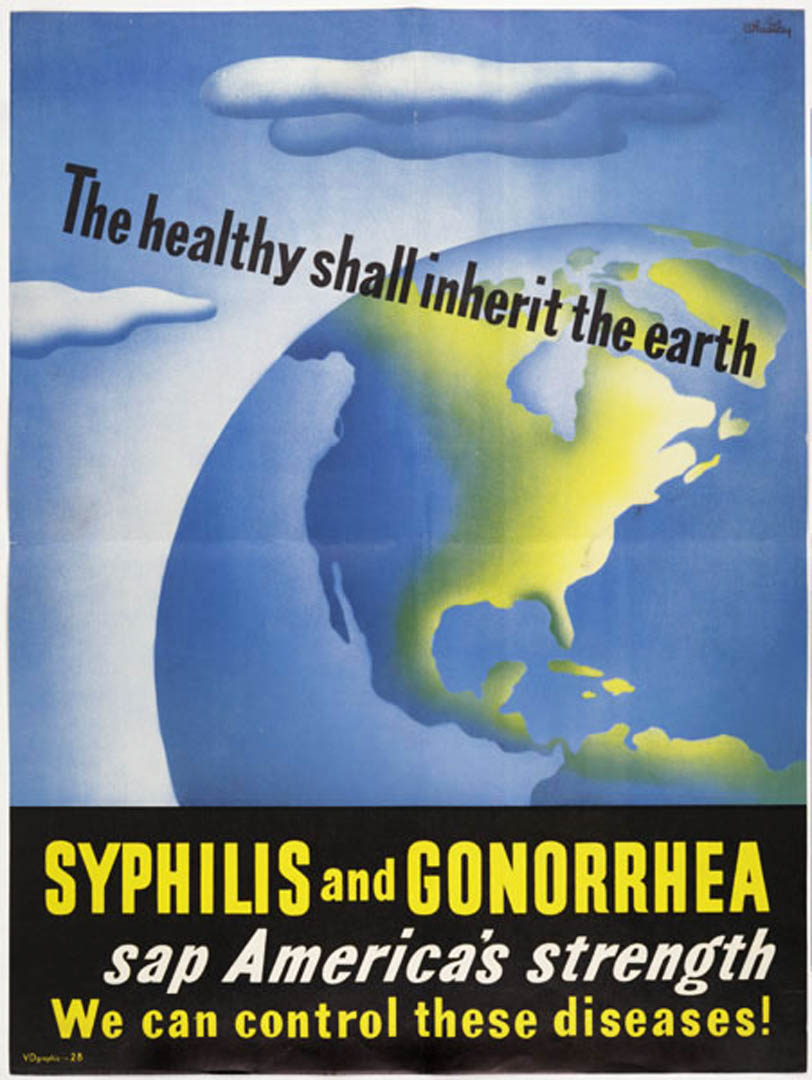 Syphilis And Gonorrhea Sap Americas Strength