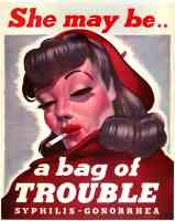 a bag of trouble