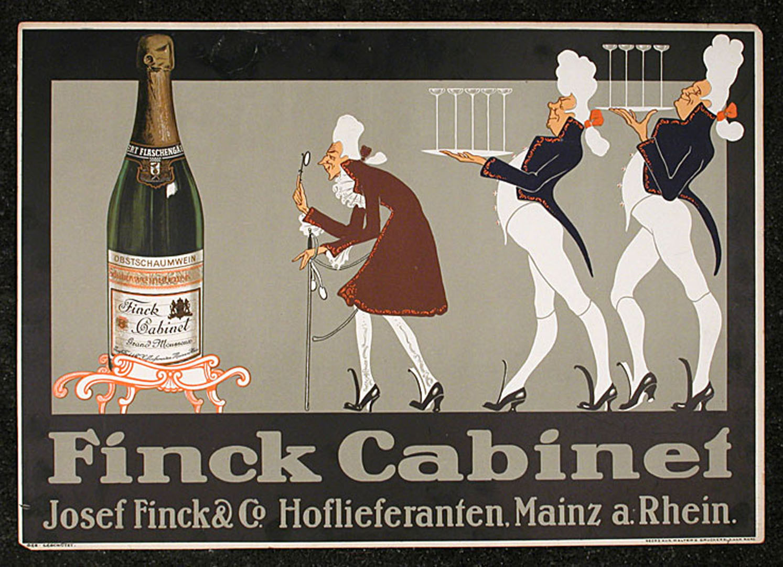 Finck Cabinet Wine