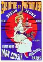 absinthe de pontarlier