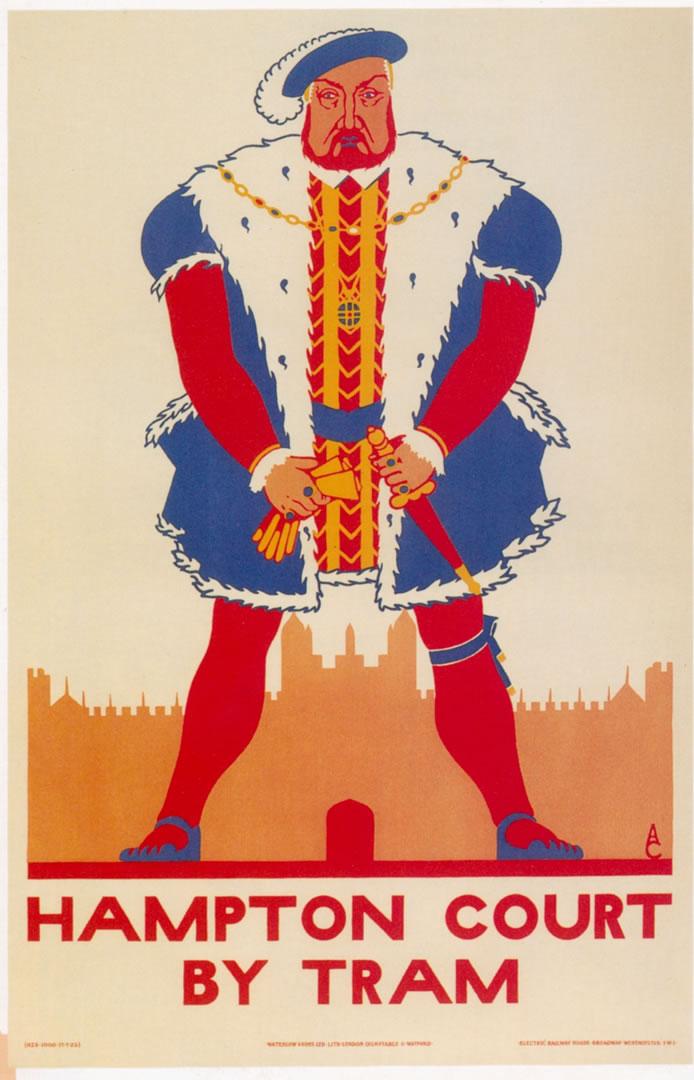 1923 Hampton Court