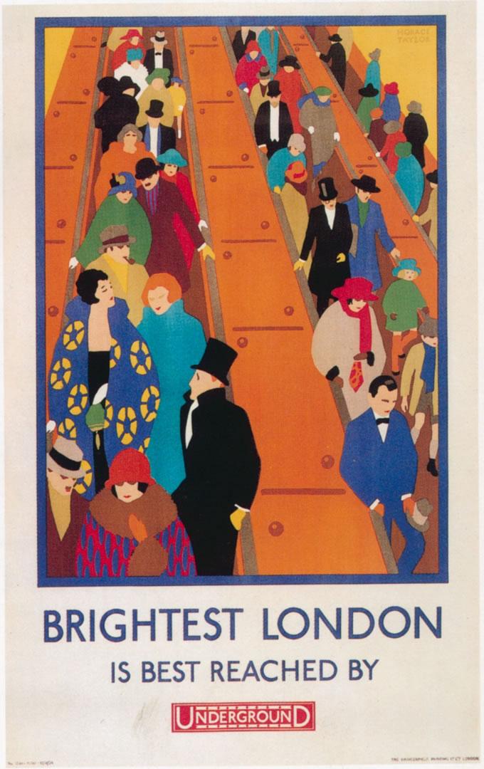 1924 Brightest London