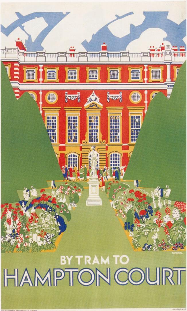 1927 Hampton Court