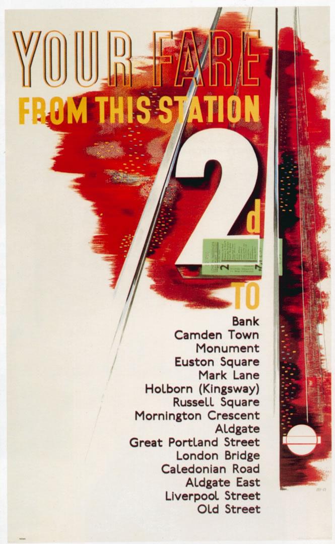 1936 Your Fare