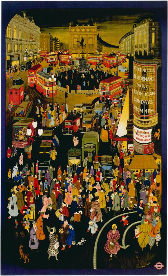 1950 Winter London