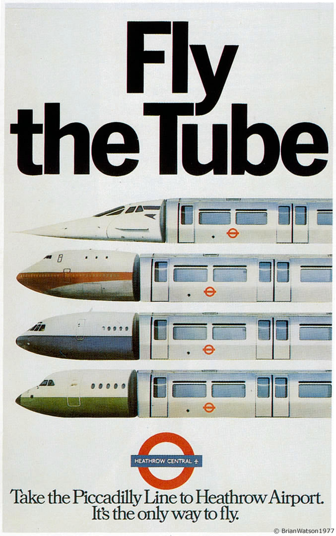 1977 Fly The Tube