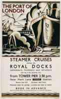 1934 Steamer Cruises