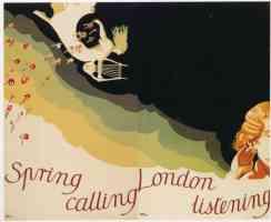 1935 Spring Calling