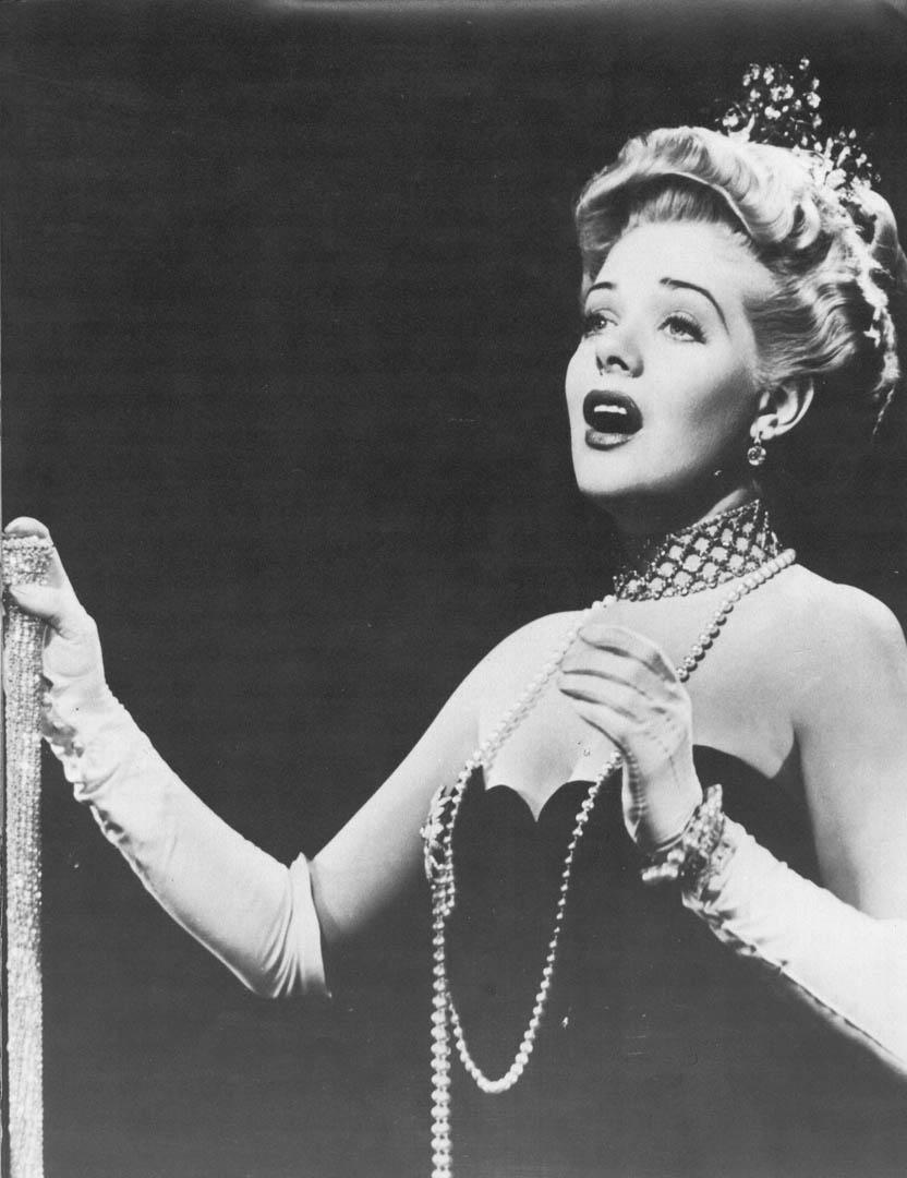 Alice Faye Lillian Russell