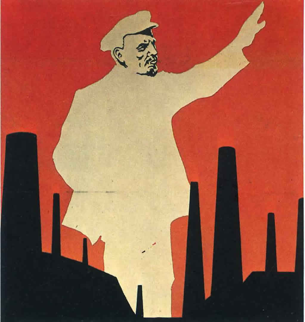 Previous Propaganda Wallpaper Communist Lenin