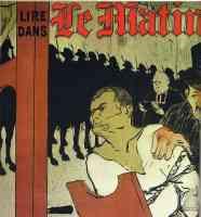 lire dans le matin guillotine