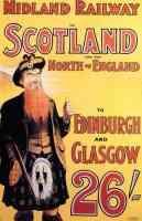 midland railway to scotland