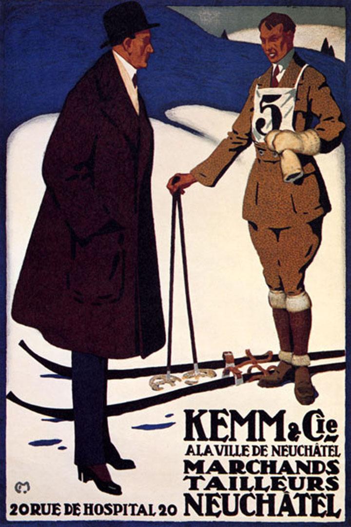 Kemm And Cie Skiing