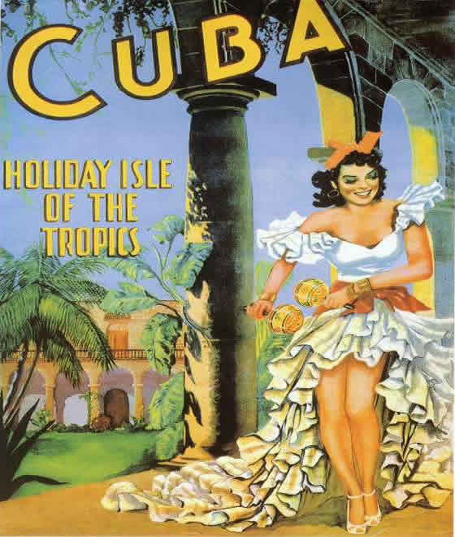 Cuba Holiday Isle Of The Tropics