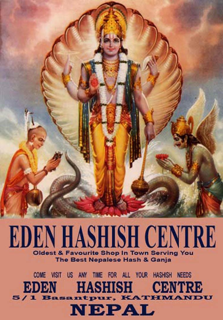 Eden Hashish Centre Nepal