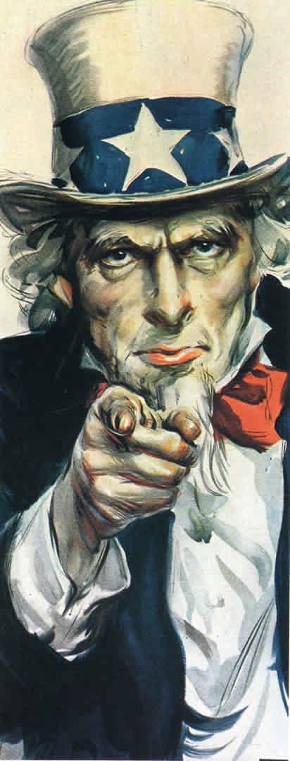 Uncle Sam Recruitment