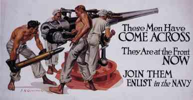 navy cannon guys