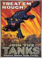 treat em rough us tank corps