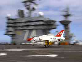 touch and go uss john c stennis