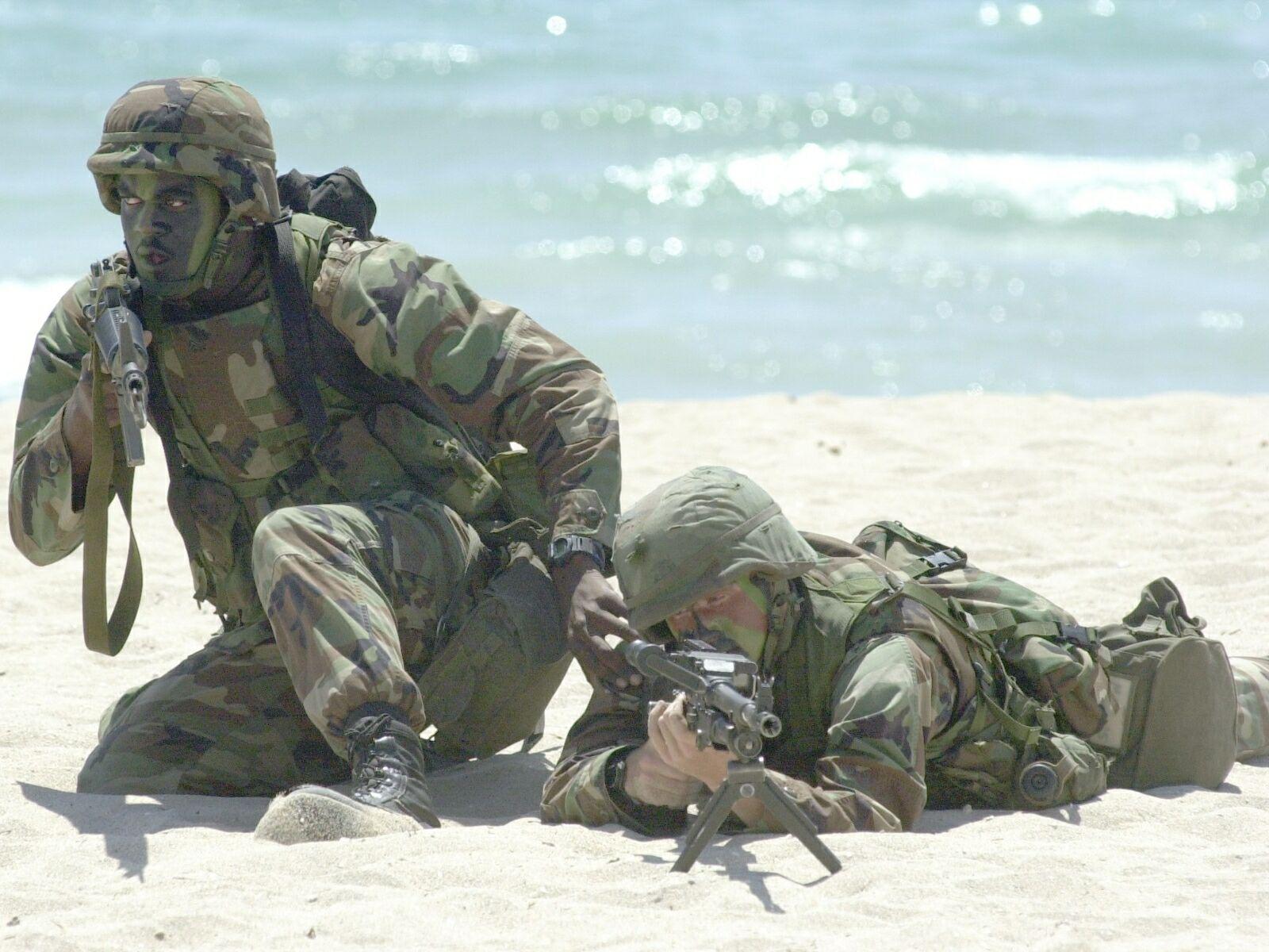 Beach Security