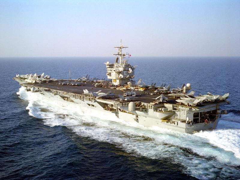 Aircraft Carrier Uss Enterprise