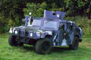 Hummer military