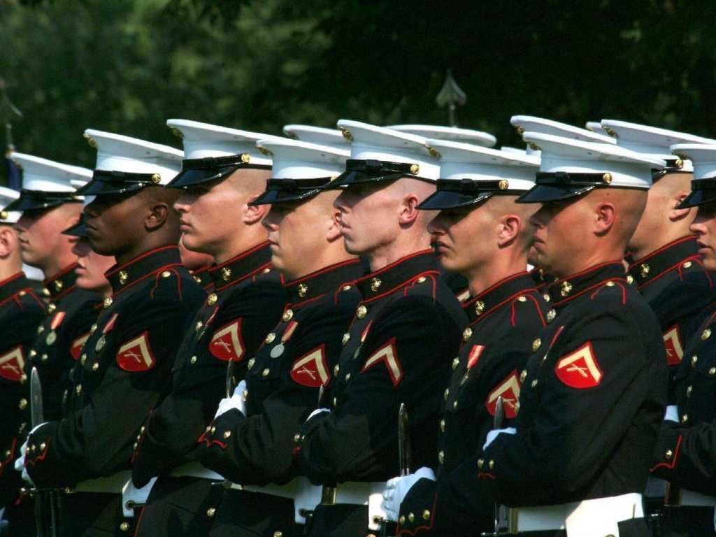Marine Ceremonial Guard