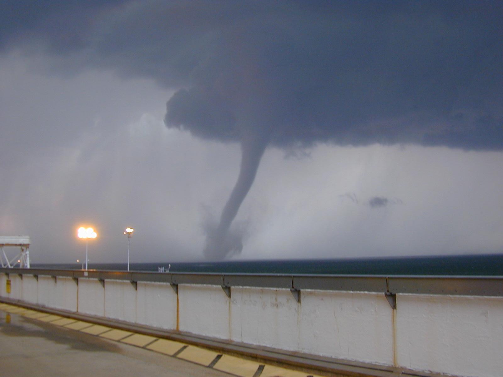New Tornado