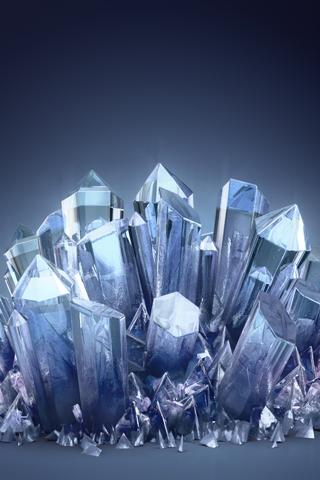 Abstract Crystals