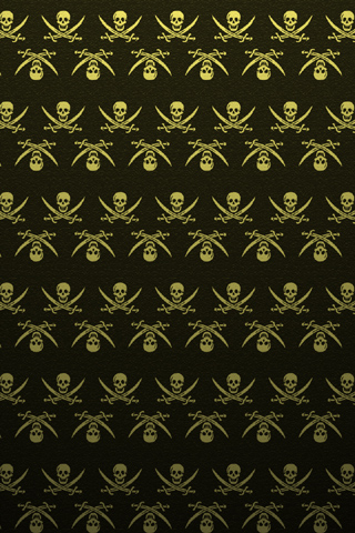 Abstract Pirate Pattern