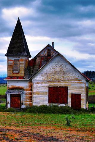 Derelict Abandoned Hope
