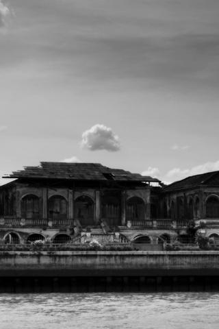 Derelict Abandoned Mansion